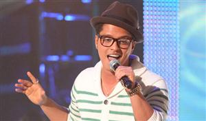 Bruno Mars Screensaver Sample Picture 3